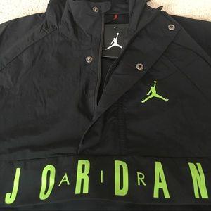 45d85000b31152 Jordan Jackets   Coats - Air Jordan Wings Windbreaker Jacket Mens Medium M